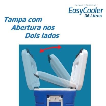 CAIXA TÉRMICA EASYCOOLER 36L COM RODA-964
