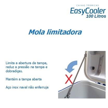CAIXA TÉRMICA EASYCOOLER 100L COM RODA-1005