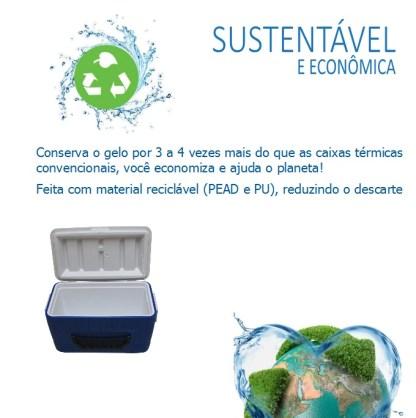 CAIXA TÉRMICA EASYCOOLER 52L-988