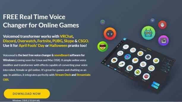 Voxal Voice Changer 6.01 Crack 2021 Torrent Registration Code
