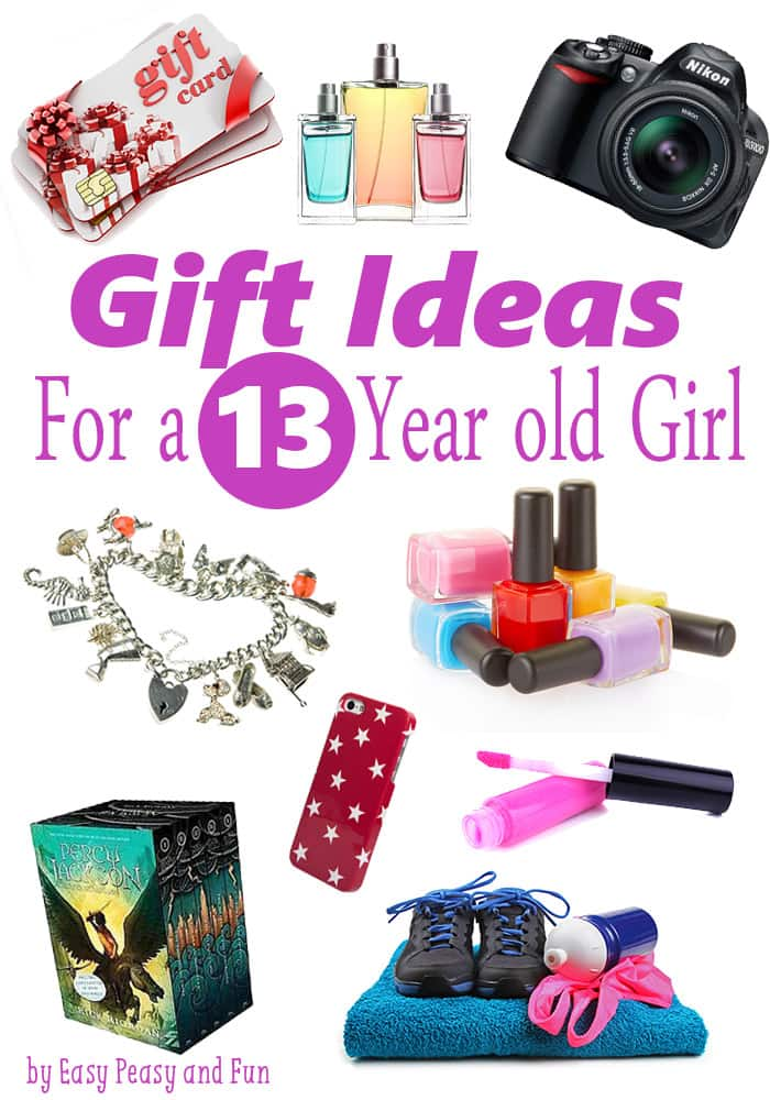 Best Gifts For A 13 Year Old Girl Easy Peasy And Fun