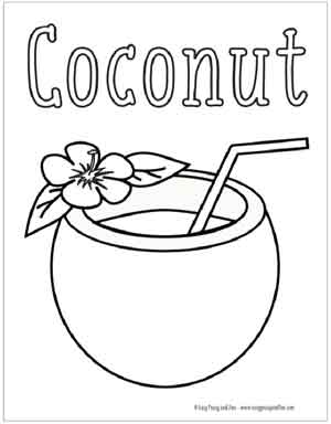 summer coloring pages printable # 1