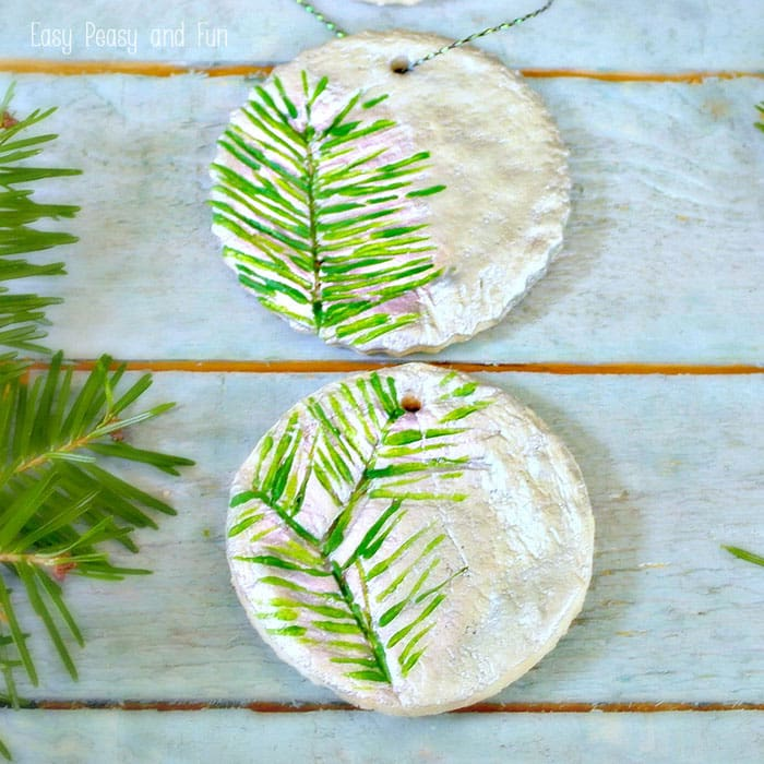 Quick And Easy Christmas Ornaments