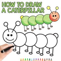 How To Draw Step By Step Drawing For Kids And Beginners Easy Peasy And Fun