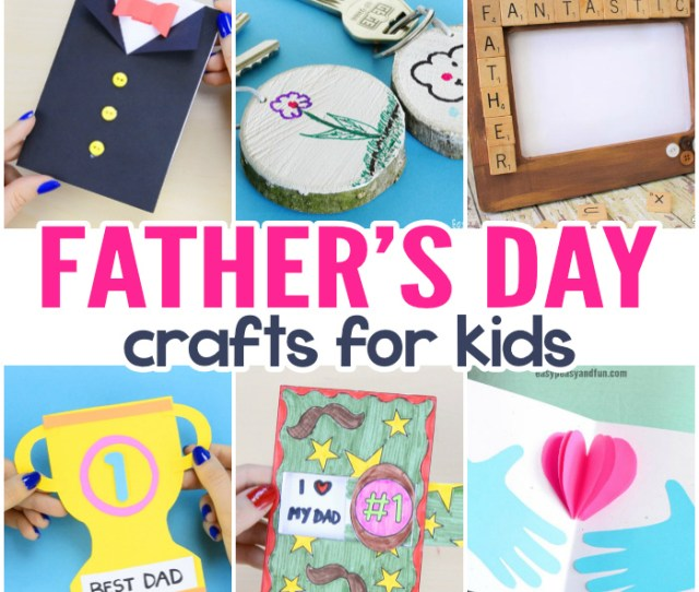 Fathers Day Crafts Ideas For Kids