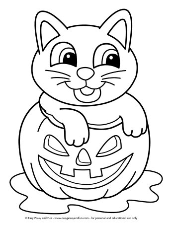 coloring pages halloween # 17