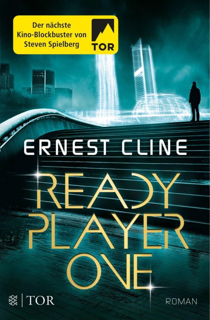 Jugend Fantasy Buch Ready Player One von Ernest Cline