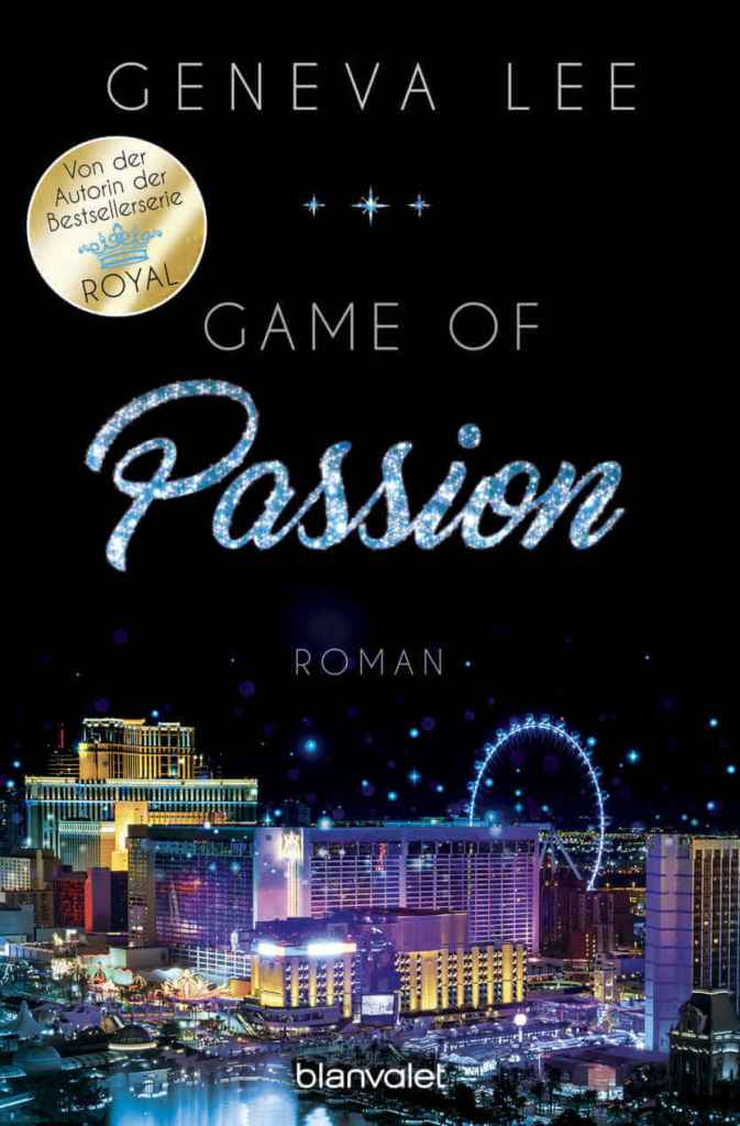 Young Adult Buch Game of Passion von Geneva Lee