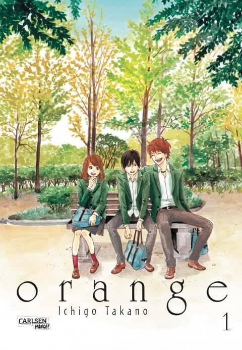 Manga Orange 1 von Ichigo Takano