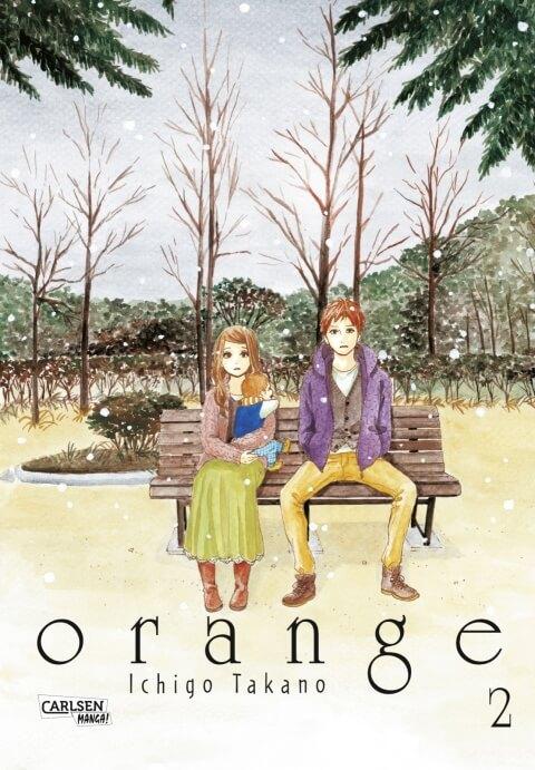 Manga Orange 2 von Ichigo Takano