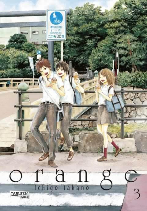 Manga Orange 3 von Ichigo Takano