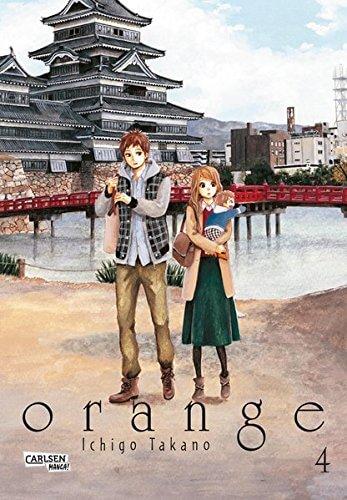 Manga Orange 4 von Ichigo Takano