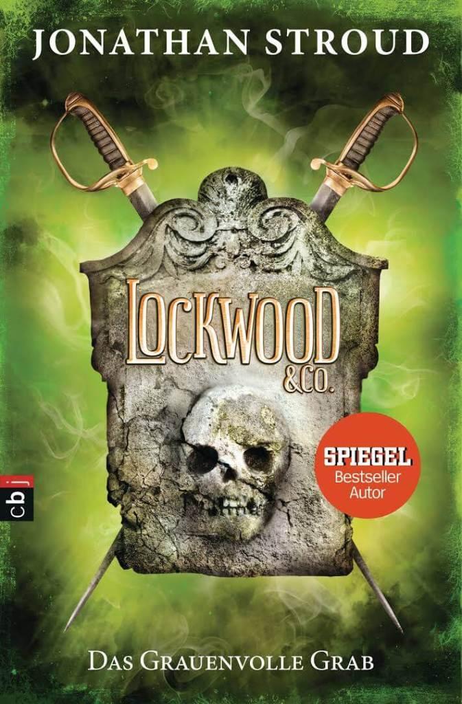 Fantasy Jugend Buch Lockwood & Co 5: Das grauenvolle Grab von Jonathan Stroud