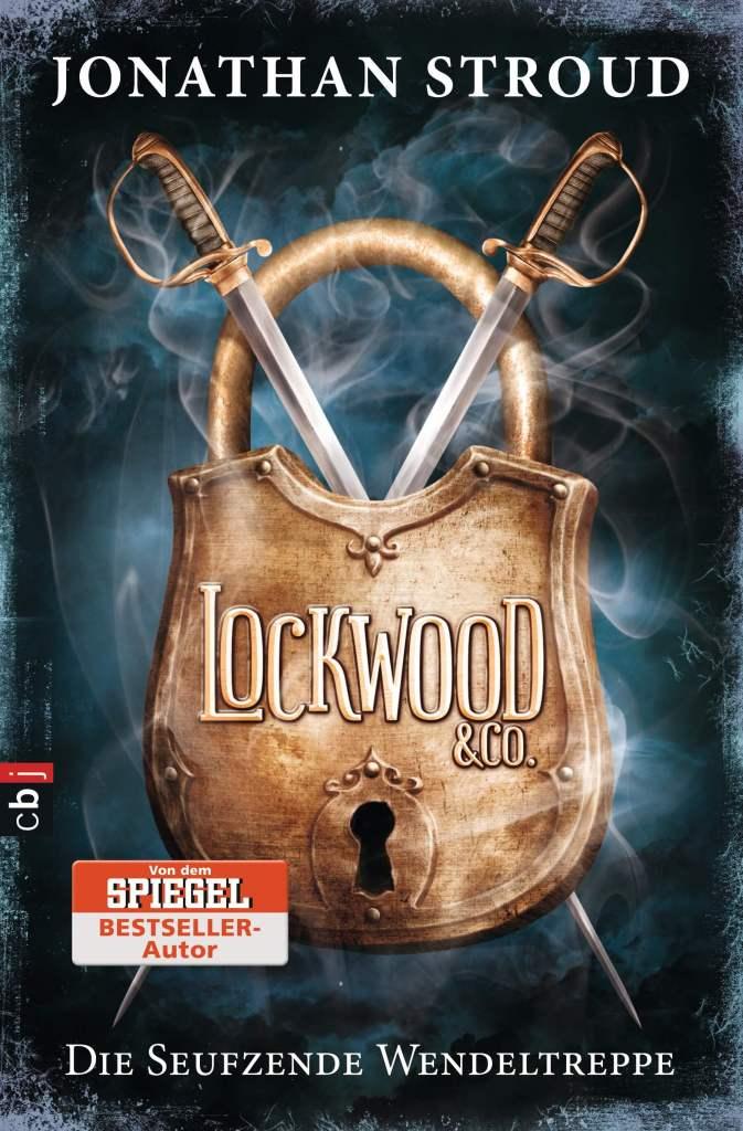 Fantasy Jugend Buch Lockwood & Co: Die seufzende Wendeltreppe von Jonathan Stroud