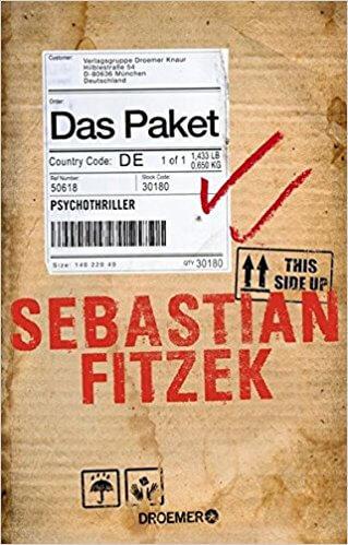 Krimi Thriller Das Paket von Sebastian Fitzek