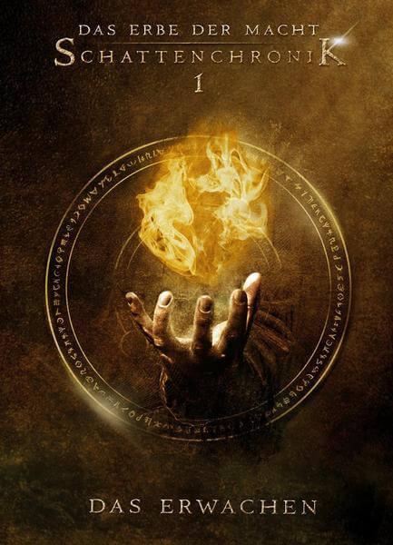 Fantasy Buch Das Erbe der Macht: Schattenchronik 1 von Andreas Suchanek