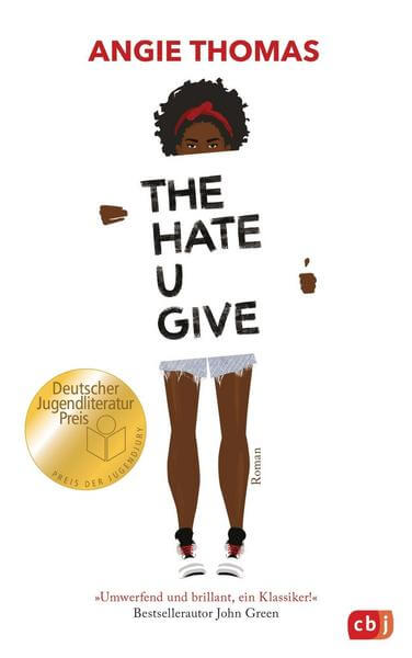 Young Adult The hate u give von Angie Thomas