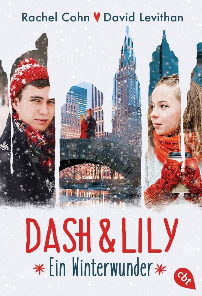 Jugend Buch Dash & Lily Ein Winterwunder von David Levithan und Rachel Cohn