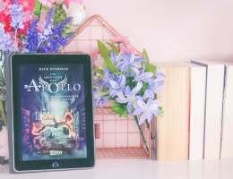Die Abenteuer des Apollo: das verborgene Orakel Rick Riordan