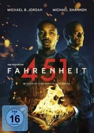 Film Poster Fahrenheit 451