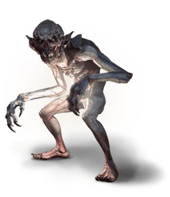 Nebling aus Witcher 3 Wild Hunt Bestiarium