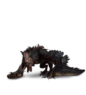 Gorgo aus Witcher 3 Wild Hunt Bestiarium