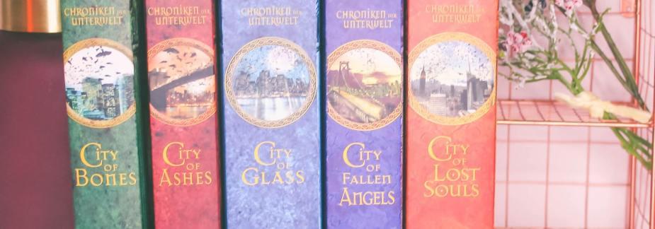 Lesechallenge 2020 Chroniken der Unterwelt von Cassandra Clare