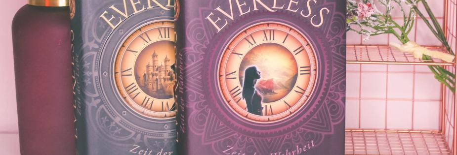 Lesechallenge 2020 Everless Reihe von Sara Holland
