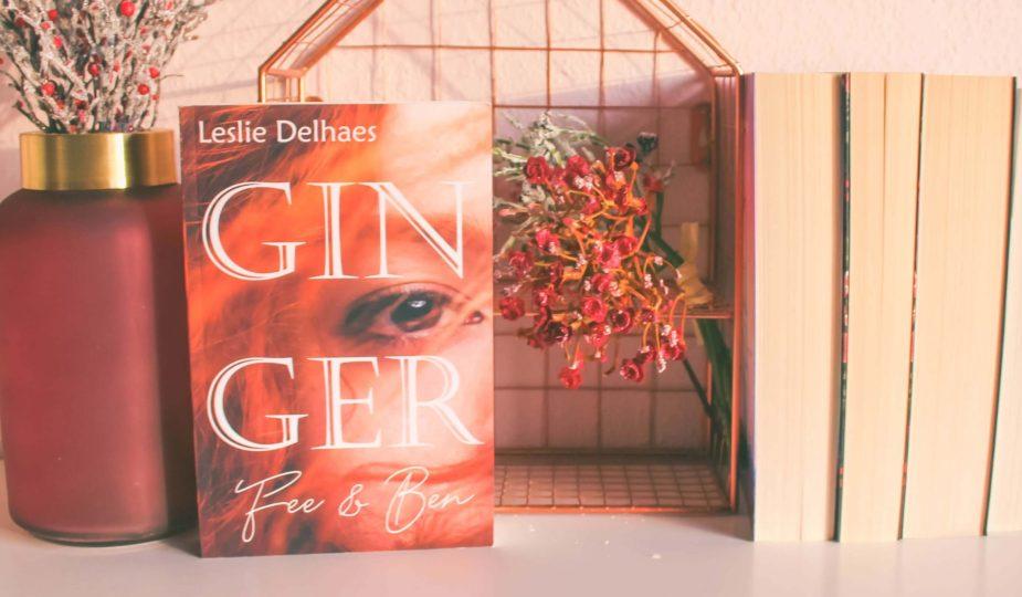 Ginger von Leslie Delhaes