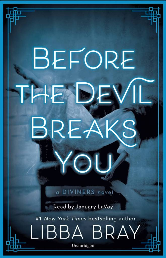 Fantasy Buch Before the Devil breaks you von Libba Bray