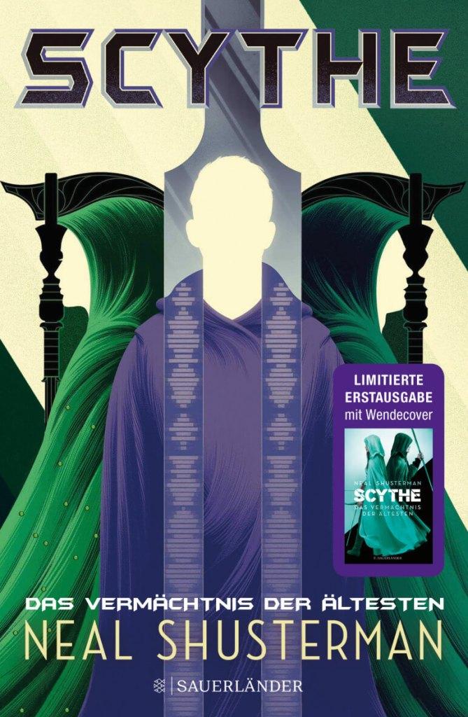 Scythe 3: Das Vermächtnis der Ältesten von Neal Shusterman