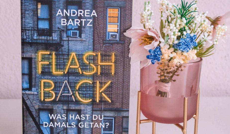 Flashback von Andrea Bartz