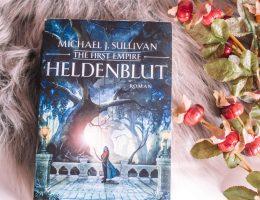 Heldenblut von Michael J Sullivan