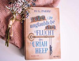 Die unglaubliche Flucht des Uriah Heep Rezension