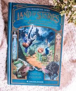 Arvelle Bestellung Land of Stories von Chris Colfer