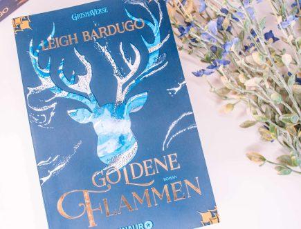 Goldene Flammen von Leigh Bardugo