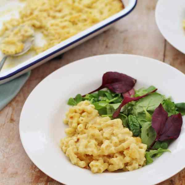 Super Simple Macaroni Cheese