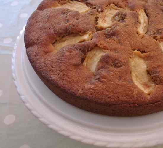 Apple and Cinnamon Cake 4