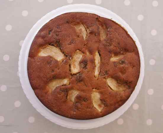 Apple and Cinnamon Cake 5