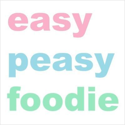 Easy Peasy Foodie Old Logo