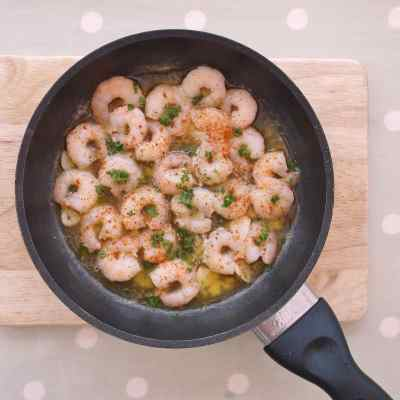 Spanish Garlic Prawns (Gambas al Ajillo)