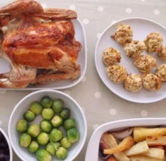 Easy Peasy Christmas Turkey 3