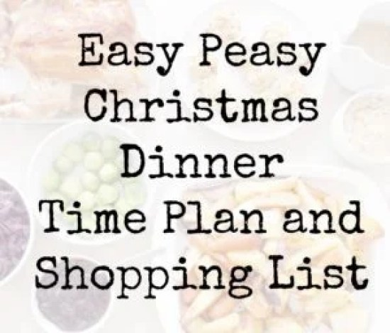 Easy Peasy Christmas Turkey 6 with text
