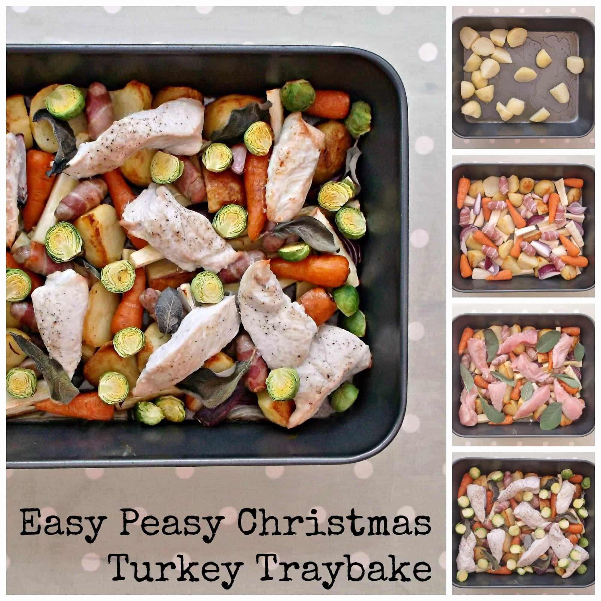 Easy christmas vegetable recipes