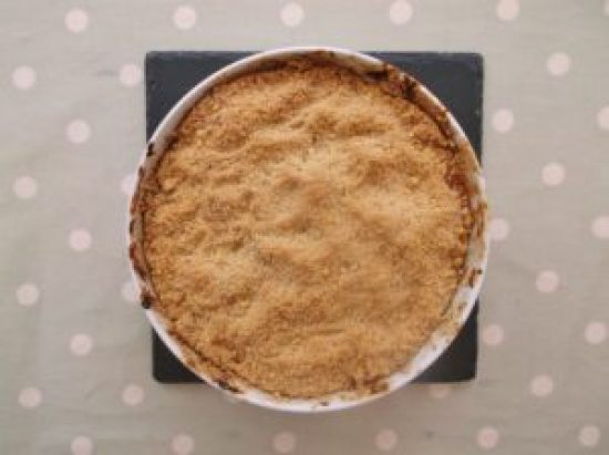 Mincemeat Crumble 7