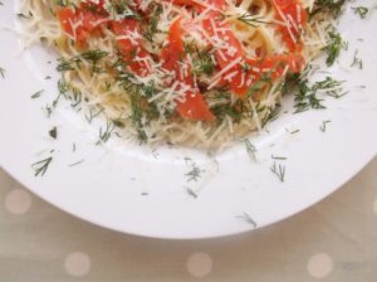 Smoked Salmon Pasta 7