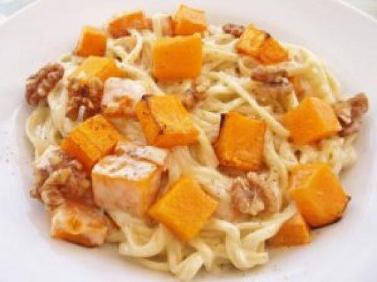 Stilton Squash and Walnut Pasta 2