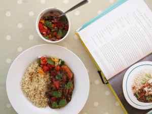 Jamie Oliver's Smoky Veggie Feijoada