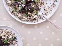 Beetroot, Lentil and Feta Salad