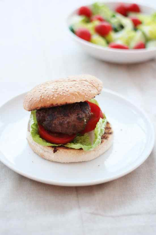 Mary Berry Chilli Burgers